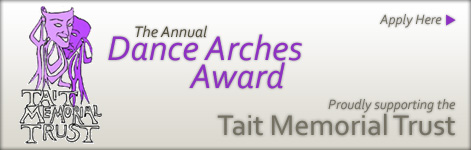 The Annual Dance Arches Award - Apply Here